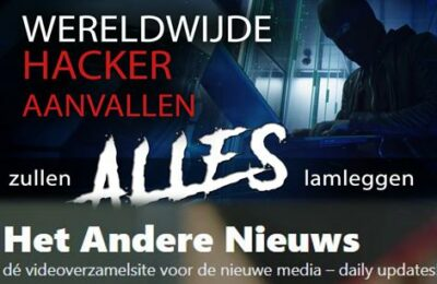 Wereldwijde hacker aanvallen zullen ALLES lamleggen, er zijn nu meedenkers nodig – Nederlands ondertiteld