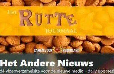 Het Rutte journaal: 7 november, Den Haag