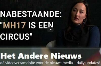 """NL Nabestaande: """"MH17 is een circus"""""""