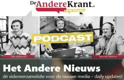 De Andere Krant: Oorzaak oversterfte?   Sterk zijn in de crisis!  Podcast # 3