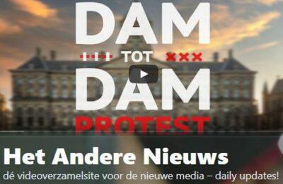 Erwin Taams: Dam tot Dam protest # 2 / De stille meerderheid…