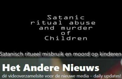 DVO: Kindermisbruik en moord door de elite van de wereld, let op; schokkende beelden! – Nederlands ondertiteld