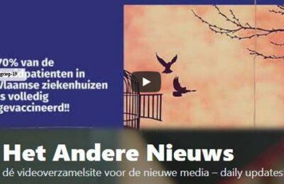 70% van de griep-19patienten in Vlaamse ziekenhuizen is volledig gevaccineerd!