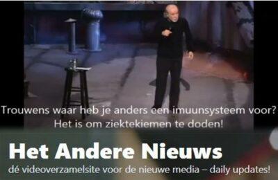 George Carlin over ziektekiemen – Nederlands ondertiteld