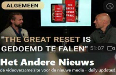 """The Great Reset is gedoemd te falen"""" – Willem Engel en Paul Frijters"""