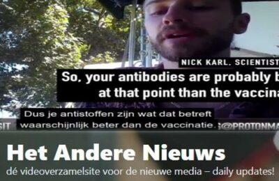 Onthulling Griep-19-vakzins Project Veritas, deel 4 – Nederlands ondertiteld