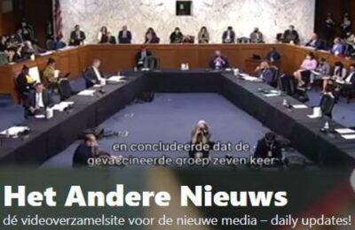 Senator Paul over natuurlijk verworven immuniteit en wetenschap – Nederlands ondertiteld