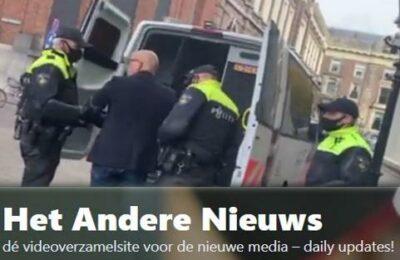 Huig Plug gearresteerd