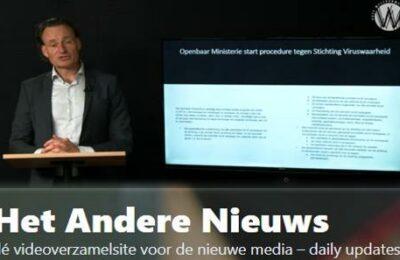 Persconferentie Viruswaarheid – 8 oktober 2021 – Jeroen Pols en Willem Engel